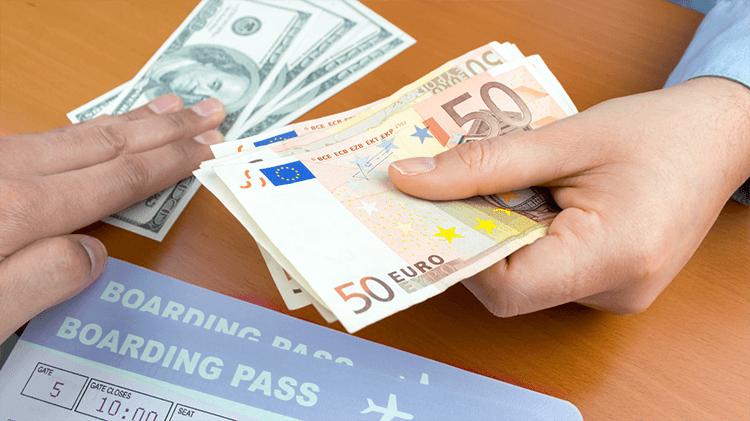 imagen de factores que influyen en el tipo de cambio de las divisas