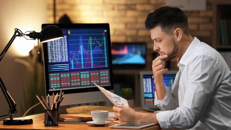 imagen de se puede vivir del trading